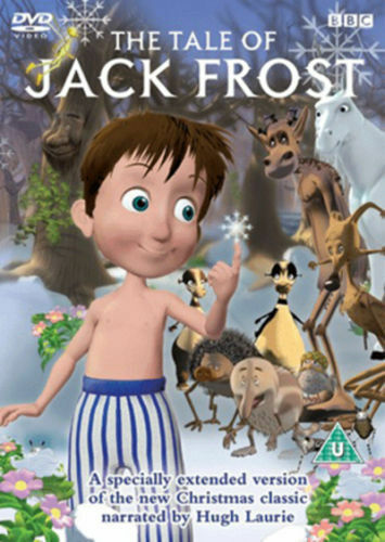 THE TALE OF JACK FROST EXTENDED VERSION HUGH LAURIE DAVID MELLING BBC UK DVD NEW