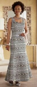 2a40371155 Image is loading size-16-Loriel-Dress-Formal-Gown-Wedding-by-