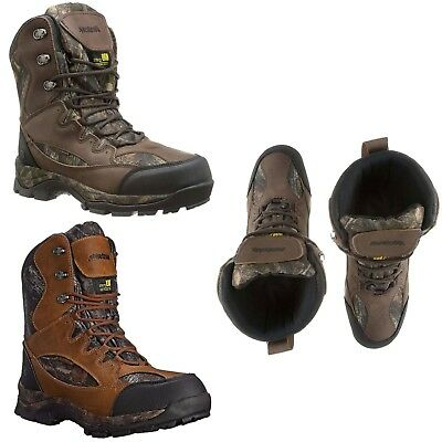 Tactical & Duty Gear Special Section Northside Men's Renegade 800g Insulated Waterproof Hunting Winter Snow Boots