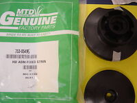 Fixed Line Trimmer Head 753-05495 For Mtd & Murray Mp425 Mp475 Ms2550