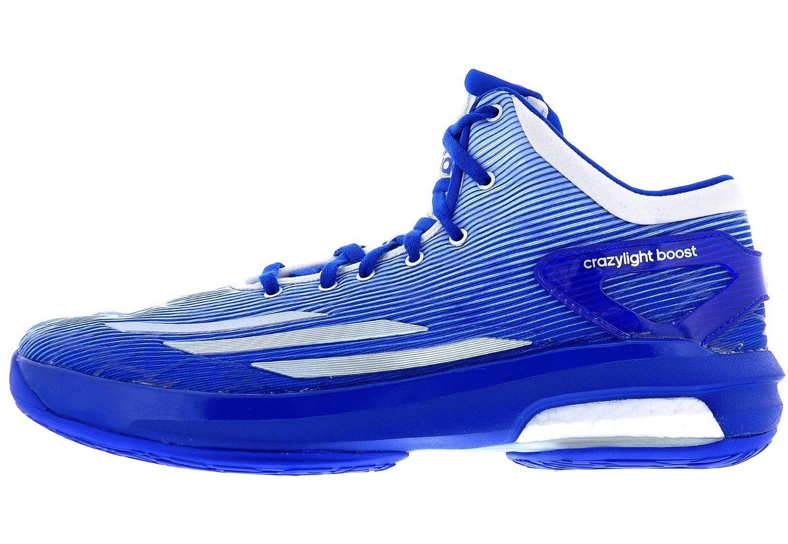Adidas C77248 Performance Crazylight Boost Basketball Schuhe 53 1 3 UK17 Blau