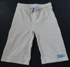 ***Naartjie boys size XL 7 khaki knit bermuda length shorts!!!***