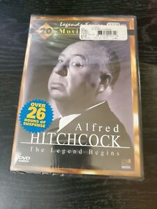 Alfred-Hitchcock-The-Legend-Begins-DVD-4-Disc-Set-20-Movies-Plus-Trailers