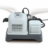 Intex 120v Krystal Clear Saltwater System Cg-28667 +eco, Above Ground Pools -new on sale