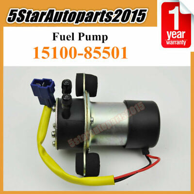 1510085501 Fuel Pump For Suzuki Carry Every DB51T DD51T DC51T Honda Magna V65