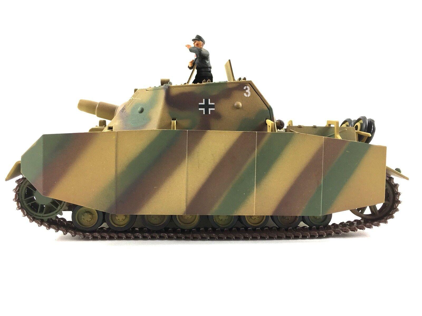 1 32 Diecast 21st Century Toys Ultimate Soldier German Sturmpanzer Brummbar Tank