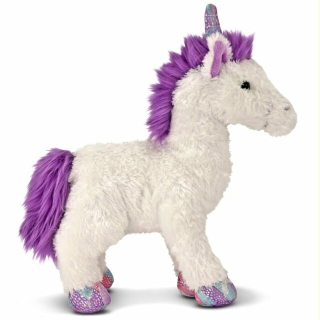 29cm Misty Unicorn Soft Toy - Plush Toy - Suitable for all ages