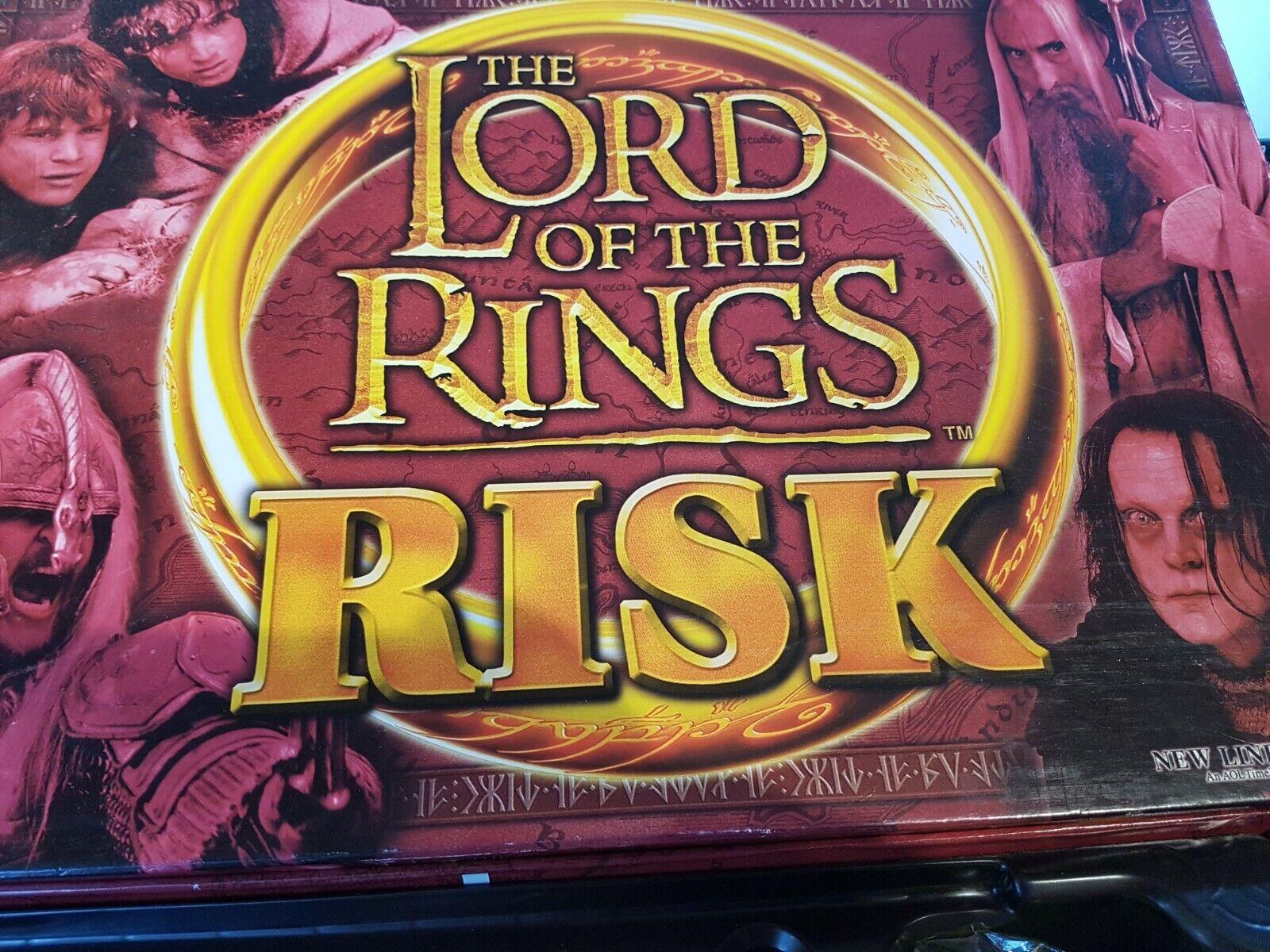Risk Le Seigneur des Anneaux rejoindre la bataille pour Terre du Milieu 2013