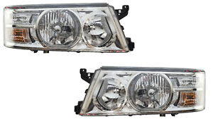 NEW-HEADLIGHT-HEAD-LAMP-for-TOYOTA-COASTER-BUS-BB-HZB-8-2006-ON-PAIR-LH-RH