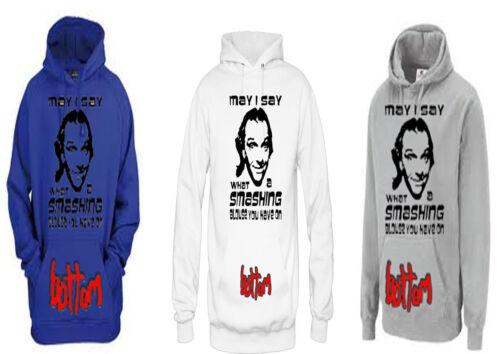 Bas à Capuche Top shirt série TV comédie Rik Mayall Adrian Edmondson Eddie Rik