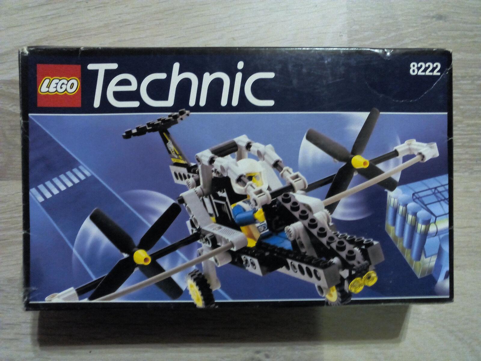 Lego Technic Technik 8222 VTOL Airplane   NEU & OVP - RARITÄT