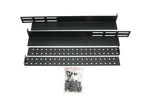 Adjustable-Rack-Mount-Server-Shelf-Shelves-Rail-Rails-1U