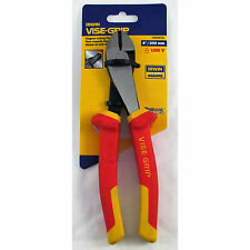 """8"""" Insulated High Leverage Diagonal Cutter - IRWIN Tools - 10505867NA"""