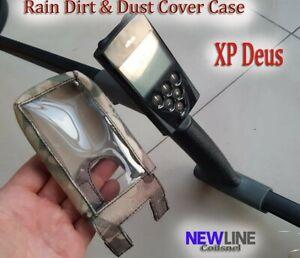 New-Rain-Dirt-amp-Dust-Cover-Control-Box-Protector-for-XP-Deus-ORX-Metal-Detector