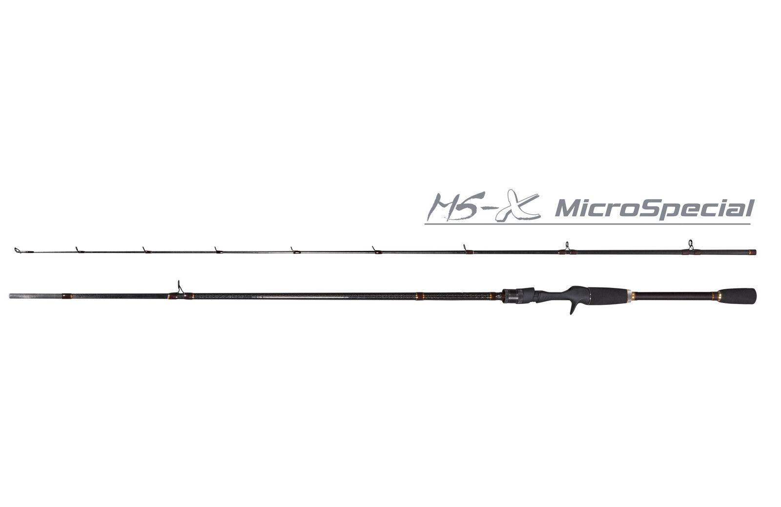 Dragon CXT Cast MicroSpecial MS-X   casting trigger rods Cañas