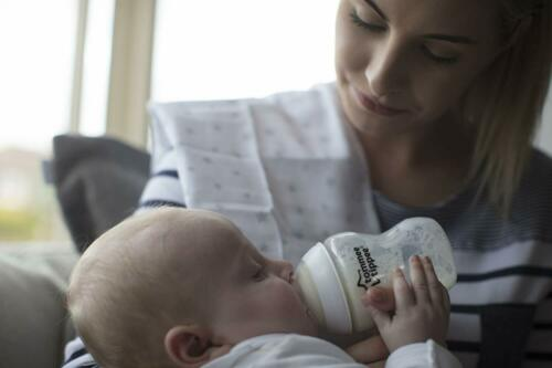 FREE NextDay Delivery Tommee Tippee Closer to Nature Clear Baby Bottles