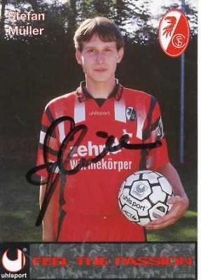 Panini 151 BL Fussball 2004//05 Stefan Müller SC Freiburg