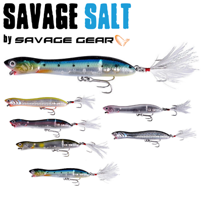 Savage Gear Panic Prey V2 Salt 13.5cm 28g Floating Oberflächen Köder NEU 2020