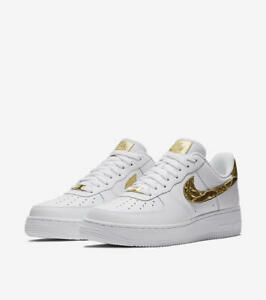 NIKE AIR FORCE 1 CR7 GOLDEN PATCHWORK ALL SIZES UK 6 7 8 9 10 11 12 ... 16c5b2b30
