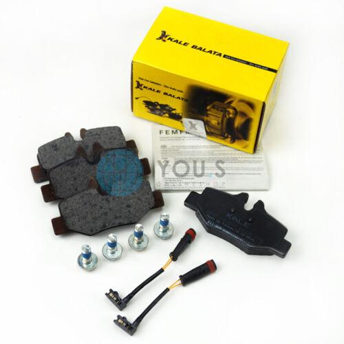 Kale Brake Pad Set Rear Axle Brake Pads Mercedes-Benz Viano Vito Bus W639
