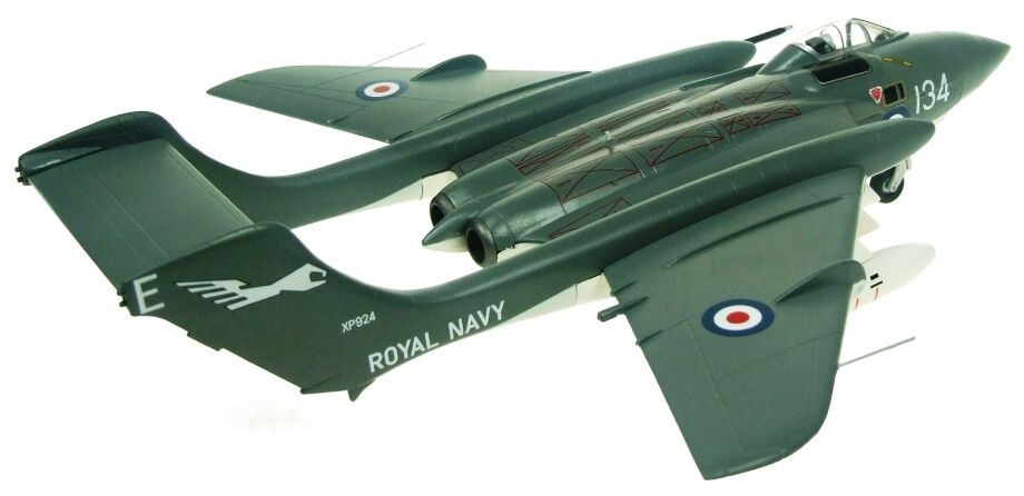 AVIATION 72 AV7253003 1 72 DH Sea Vixen XP924 G-CVIX-Le dernier vol Sea Vixen