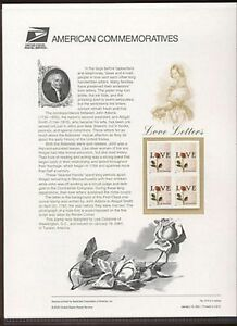 3496-34c-Love-Letter-USPS-615-Commemorative-Stamp-Panel