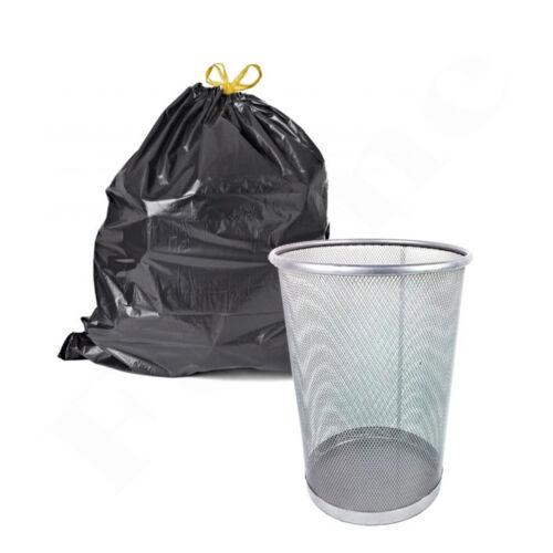 Bags. Bag Garbage Bags Drawstring Bin Bag Sack with Drawstring Waste Sack Drawstring .60 LTR