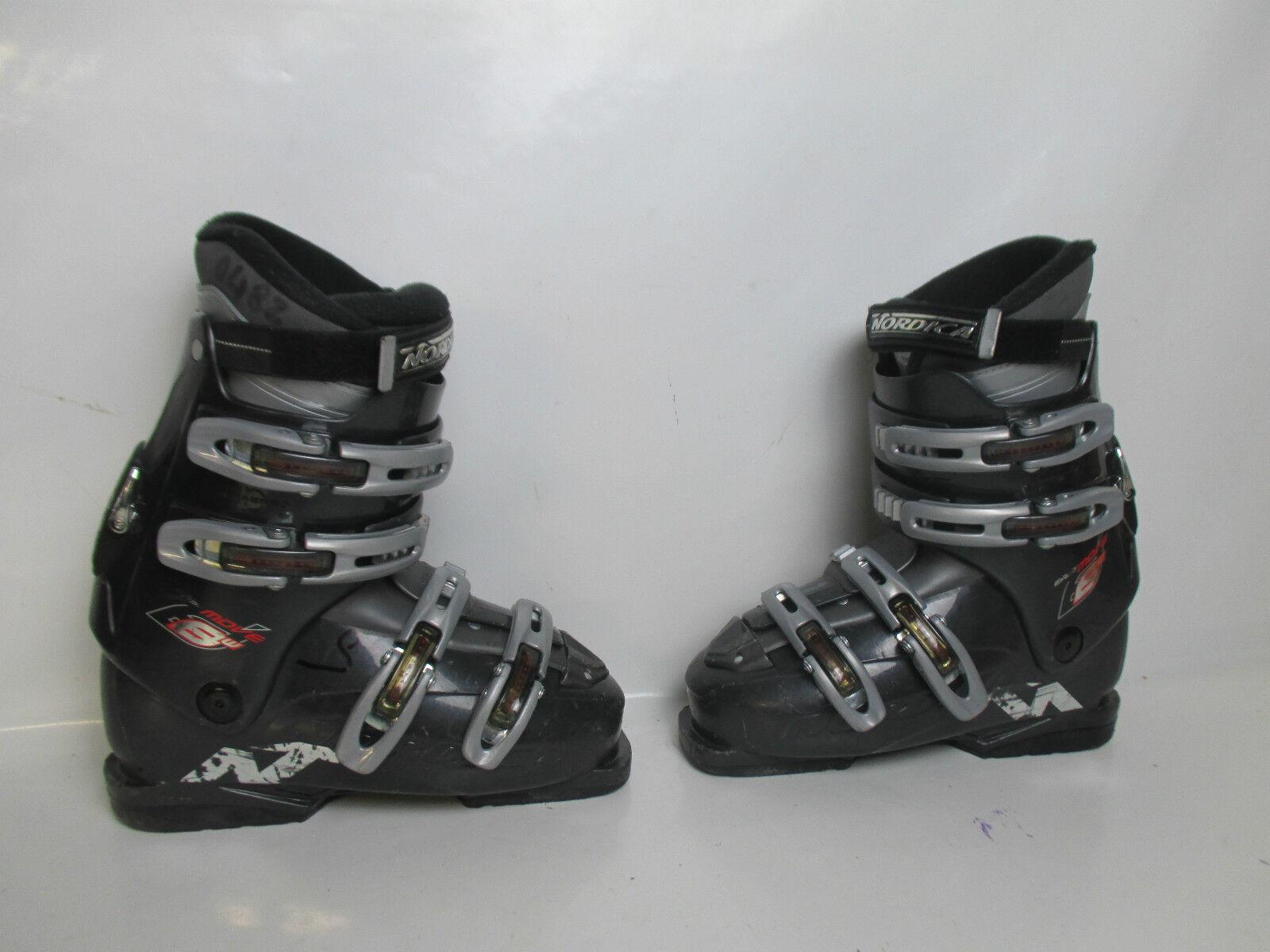 Nordica Easy MOVE in 8w in MOVE discesa Alpine Touring Ski Stivali Army Surplus varie dimensioni 5bc2de