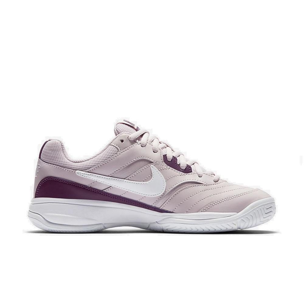 Femme NIKE COURT LITE  Violet  Tennis Trainers 845048 651