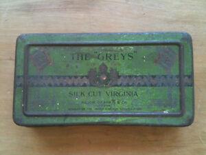THE-034-GREYS-034-SIZE-2-SILK-CUT-VIRGINIA-MAJOR-DRAPKIN-amp-CO-UNITED-KINGDOM-TOBACCO