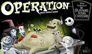 OPERATION-The-Nightmare-Before-Christmas-New-Board-Game