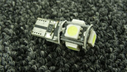 MERCEDES-BENZ CAR LIGHT BULBS LED 501 194 168 W5W  5 SMD XENON