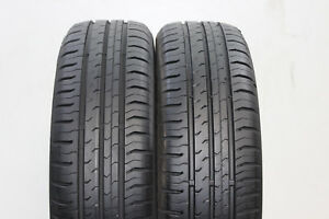 2x-Continental-EcoContact-5-165-60-R15-77H-6-5mm-nr-7297