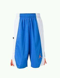 86402166594978 Nike Mens Air Jordan Flight Knit Basketball Shorts 642240 435 Blue ...