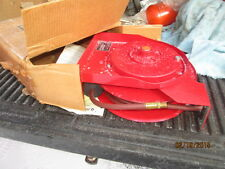 Machinist Tool Lathe Mill Reelcraft Spring Loaded Hose Reel 44250 Tp In Box