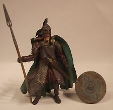 Toy-Biz Lord of the Rings action figure - Rohirrim Soldier - Unboxed w/ Weapons