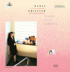 Nanci-Griffith-Little-Love-Affairs-1988-CD-NEW-SEALED-SPEEDYPOST