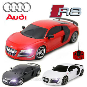 Official Licensed Audi R GT RC Radio Remote Control Car EP RTR - Audi remote control car
