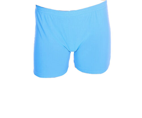 Girls Children Neon Stretchy Hot Pants Shorts Dance Gym Tutu Shorts Age 5-12yrs