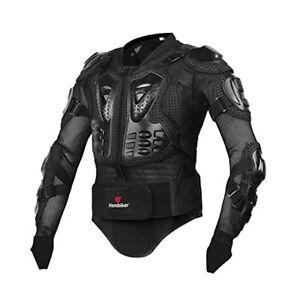 HEROBIKER-Veste-de-protection-complete-pour-Cross-Country-Riding-Black-L