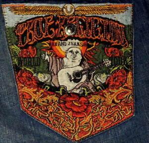 True-Religion-Boot-Cut-Straight-Leg-Men-039-s-Blue-Black-Jeans-Sz-31-33-34-38-42