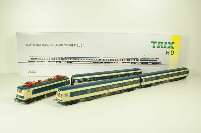 Nuevo Trix 213, 347 Ho karlsruherr Zug S - Bahn