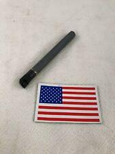 1 New 38 Carbide Boring Bar Sclcr 2 Takes Ccmt 2151 Insert 4 12 Oal D510a