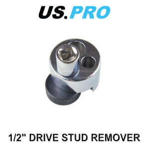 US-PRO-Tools-Stud-Remover-Extractor-Installer-1-2-034-Dr-1-4-034-inch-6mm-3-4-034-19mm