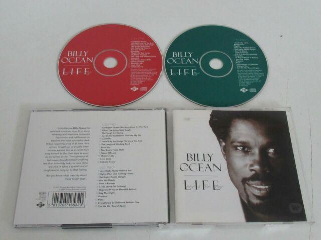 Billy Ocean / Love Is For Ever (Bo CD2-0516532) 2XCD Album