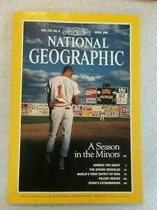 APRIL-1991-THE-NATIONAL-GEOGRAPHIC-MAGAZINE