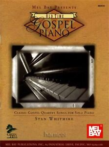Details about Old Time Gospel Piano Music Book Classic Quartet Songs for  Solo Piano