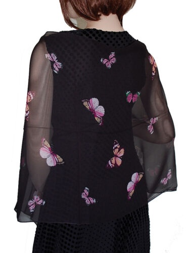 1 Evening Party Wedding Chiffon Silky Floral Print Shawl Stole Oblong Scarf