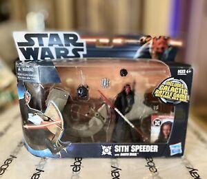 Star-Wars-Sith-Attack-Speeder-with-Darth-Maul-Still-in-box-mint
