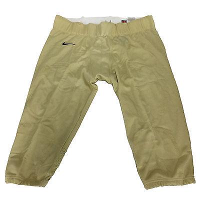 New Nike Men's Velocity Defender Mesh Sided Football Uniform Pants 535705 $65